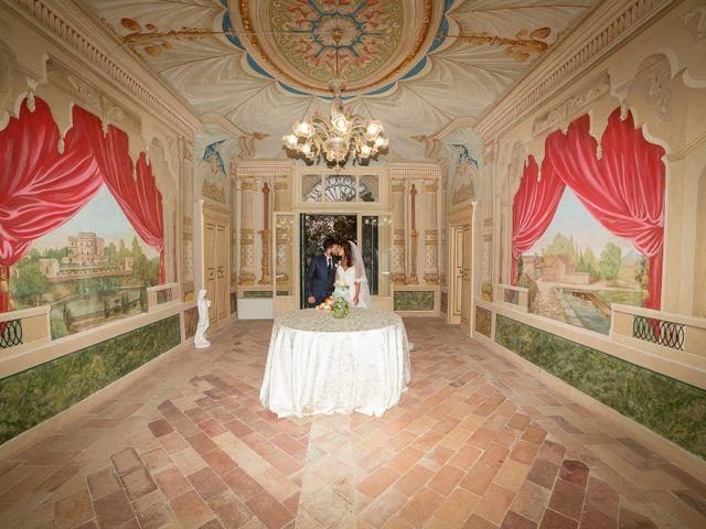 Il matrimonio di Alessandro e Concetta a Mergo, Ancona 17