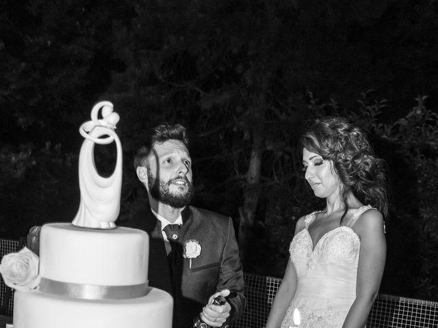 Il matrimonio di Alessandro e Concetta a Mergo, Ancona 21