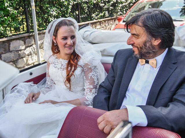 Il matrimonio di Alex e Nadia a Trisobbio, Alessandria 6