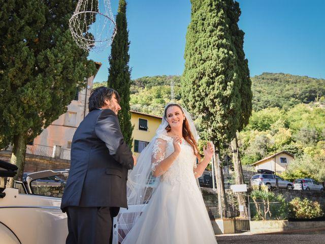 Il matrimonio di Alex e Nadia a Trisobbio, Alessandria 8