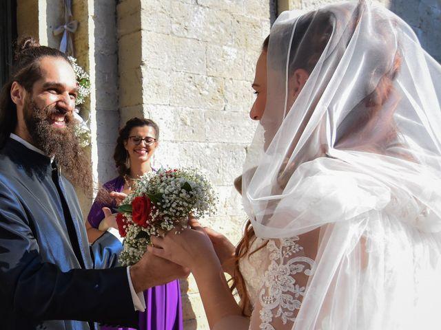Il matrimonio di Alex e Nadia a Trisobbio, Alessandria 9
