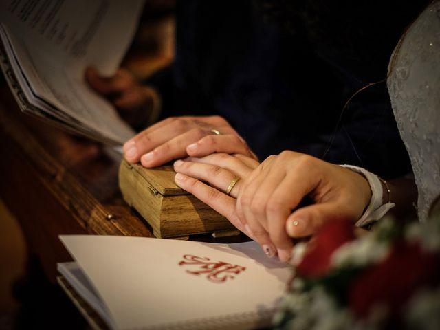 Il matrimonio di Alex e Nadia a Trisobbio, Alessandria 11