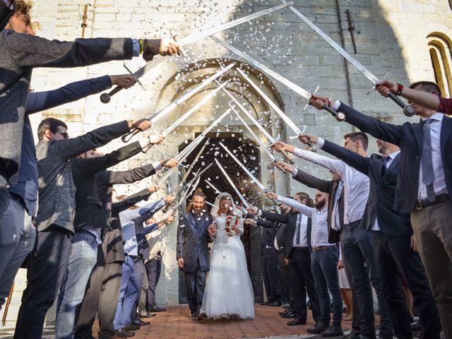 Il matrimonio di Alex e Nadia a Trisobbio, Alessandria 1