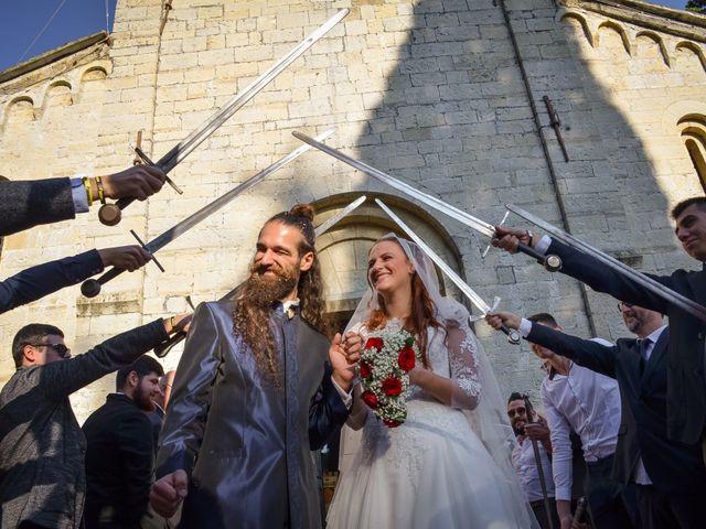 Il matrimonio di Alex e Nadia a Trisobbio, Alessandria 13