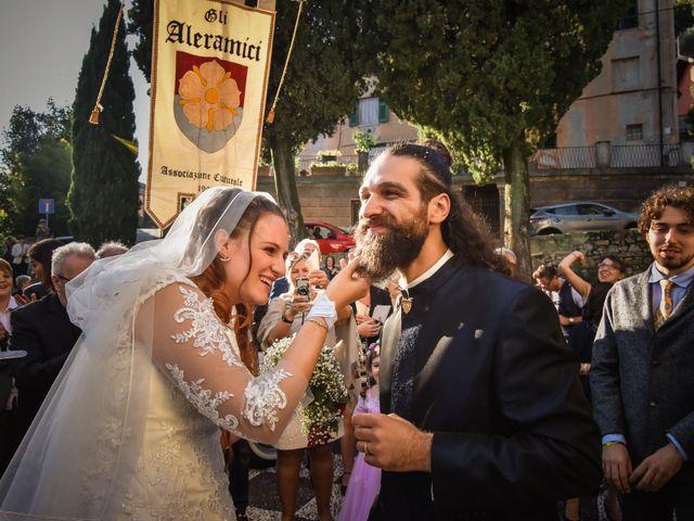 Il matrimonio di Alex e Nadia a Trisobbio, Alessandria 14