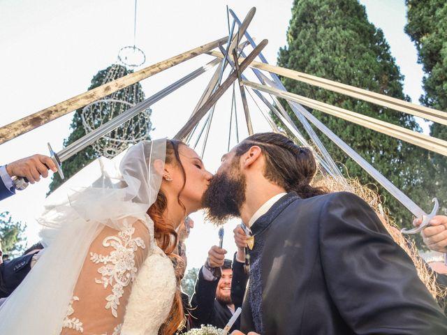 Il matrimonio di Alex e Nadia a Trisobbio, Alessandria 15