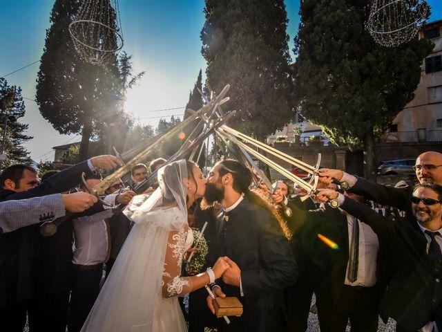Il matrimonio di Alex e Nadia a Trisobbio, Alessandria 16