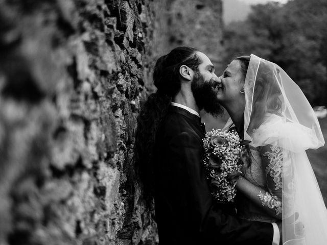 Il matrimonio di Alex e Nadia a Trisobbio, Alessandria 17
