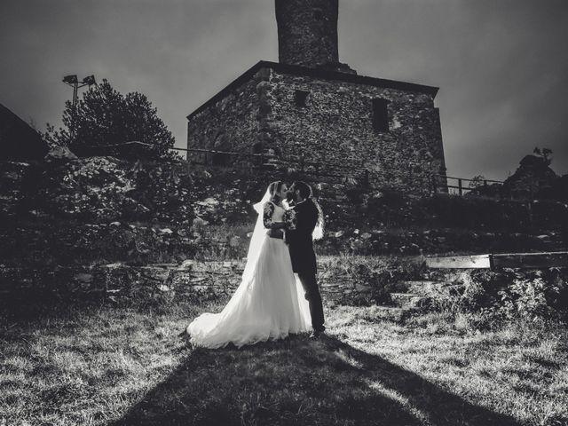 Il matrimonio di Alex e Nadia a Trisobbio, Alessandria 2