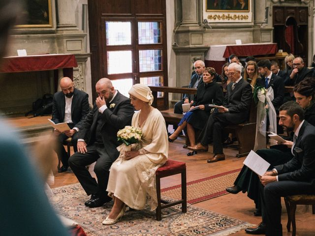 Il matrimonio di Andrea e Isabella a Prato, Prato 24