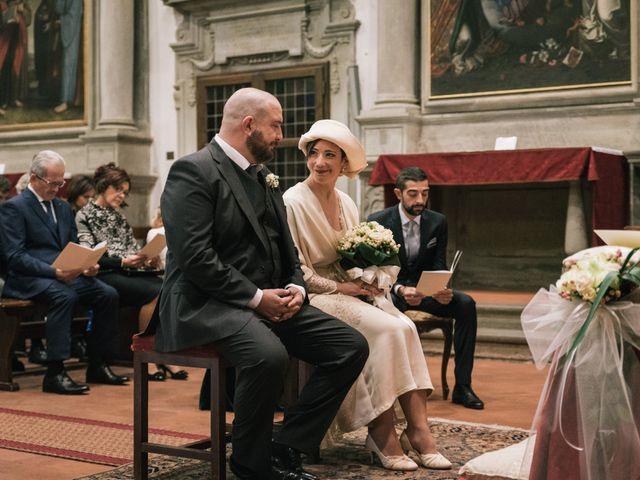 Il matrimonio di Andrea e Isabella a Prato, Prato 25