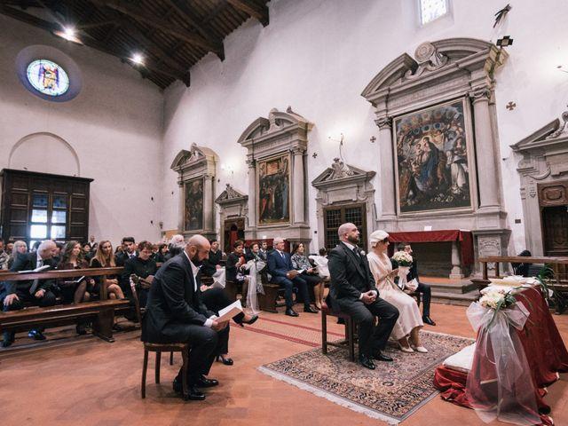 Il matrimonio di Andrea e Isabella a Prato, Prato 26
