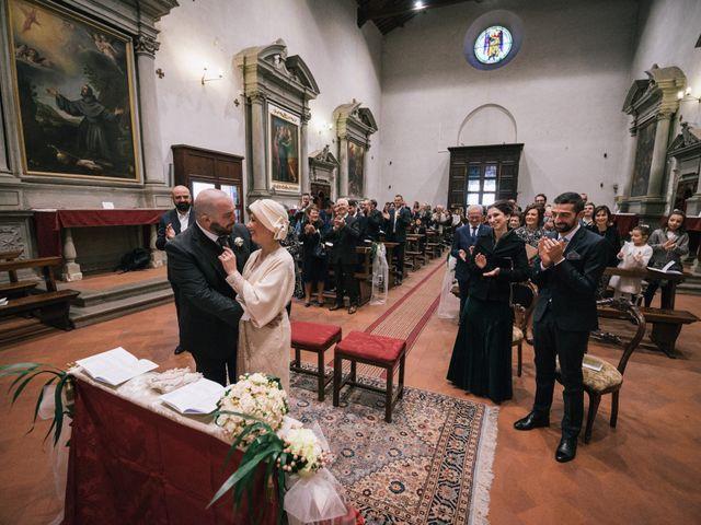 Il matrimonio di Andrea e Isabella a Prato, Prato 27