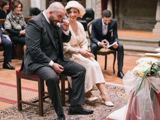 Il matrimonio di Andrea e Isabella a Prato, Prato 28