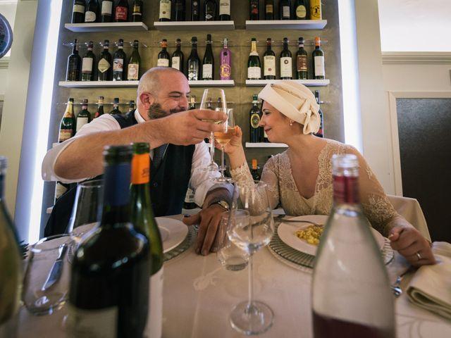 Il matrimonio di Andrea e Isabella a Prato, Prato 44