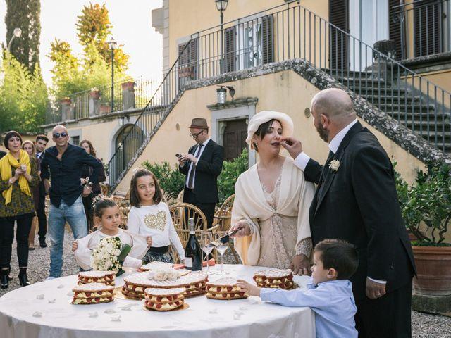 Il matrimonio di Andrea e Isabella a Prato, Prato 47