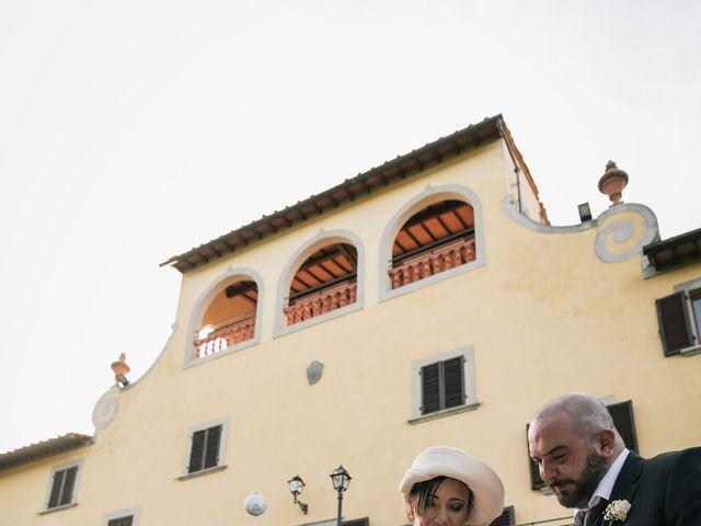 Il matrimonio di Andrea e Isabella a Prato, Prato 49