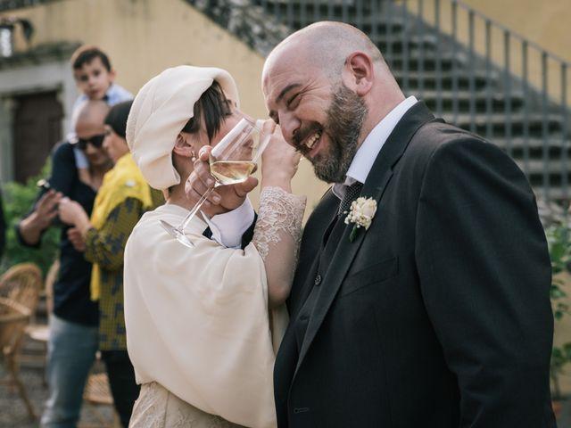Il matrimonio di Andrea e Isabella a Prato, Prato 50