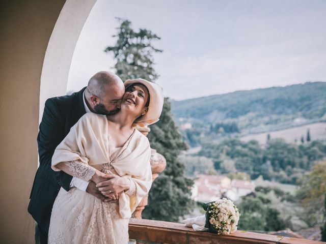 Il matrimonio di Andrea e Isabella a Prato, Prato 54