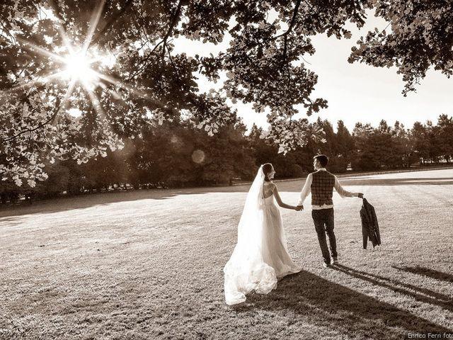 Il matrimonio di Alessandro e Vanessa a Pozzolengo, Brescia 1