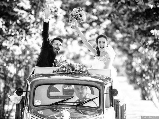 Il matrimonio di Alessandro e Vanessa a Pozzolengo, Brescia 2