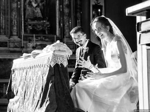 Il matrimonio di Alessandro e Vanessa a Pozzolengo, Brescia 3