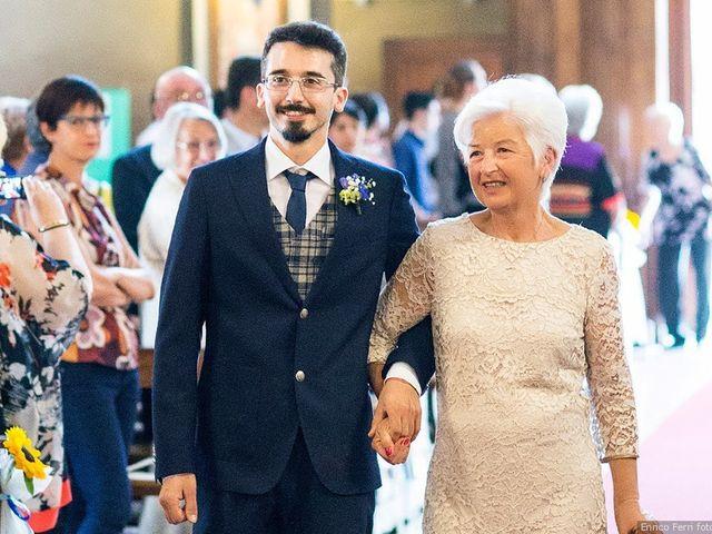 Il matrimonio di Alessandro e Vanessa a Pozzolengo, Brescia 5