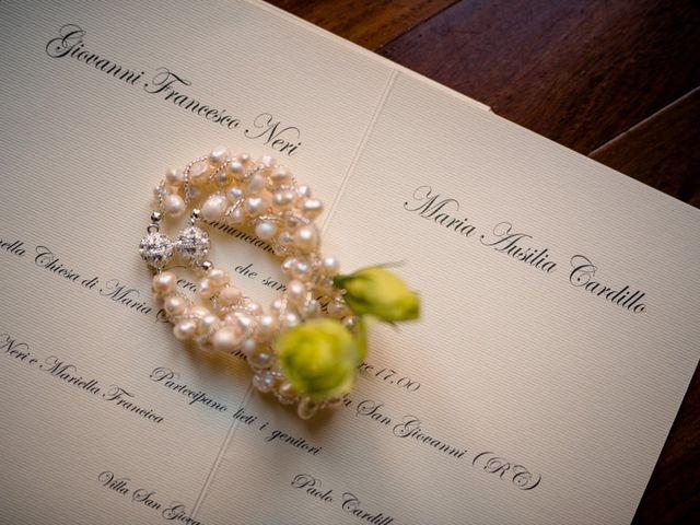 Il matrimonio di Giovanni e Ausilia a Villa San Giovanni, Reggio Calabria 20