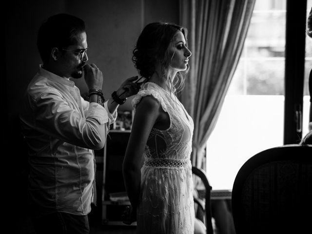 Il matrimonio di Giovanni e Ausilia a Villa San Giovanni, Reggio Calabria 22