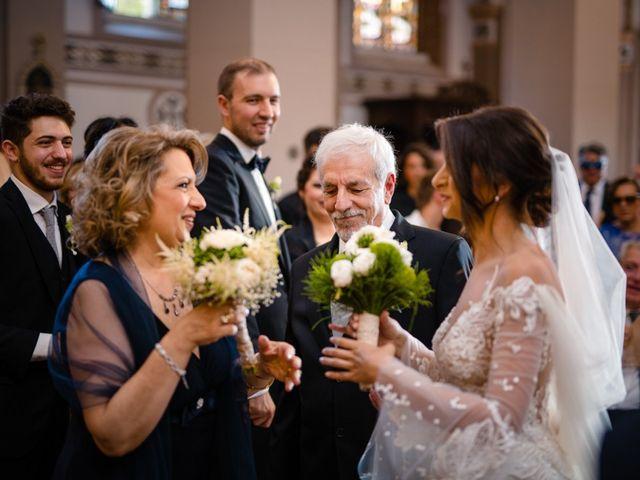 Il matrimonio di Giovanni e Ausilia a Villa San Giovanni, Reggio Calabria 32