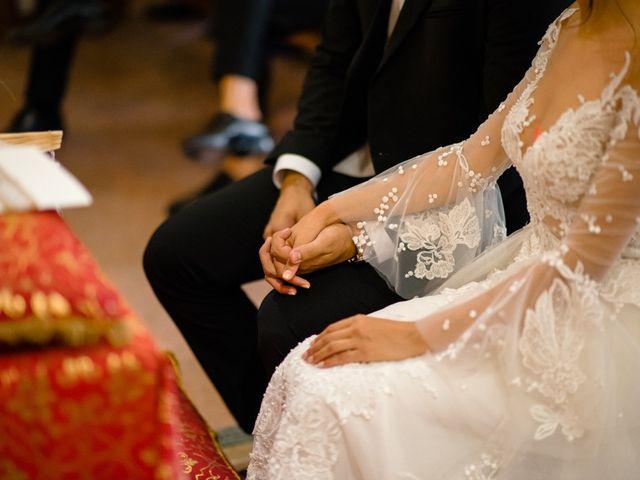 Il matrimonio di Giovanni e Ausilia a Villa San Giovanni, Reggio Calabria 33