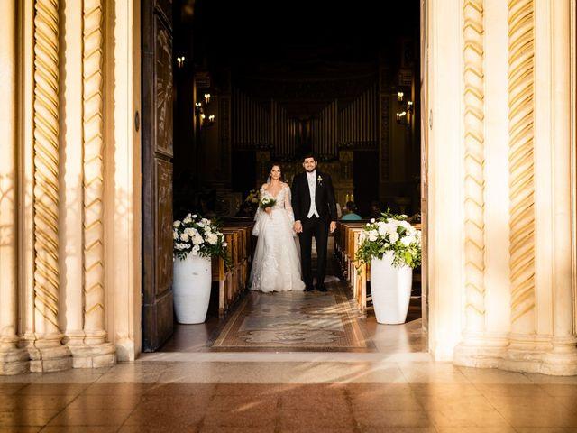 Il matrimonio di Giovanni e Ausilia a Villa San Giovanni, Reggio Calabria 36