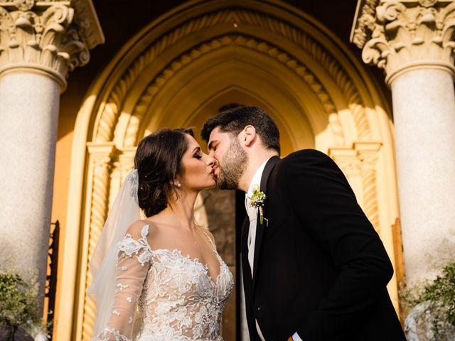 Il matrimonio di Giovanni e Ausilia a Villa San Giovanni, Reggio Calabria 37