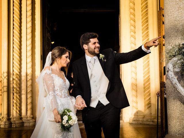 Il matrimonio di Giovanni e Ausilia a Villa San Giovanni, Reggio Calabria 38