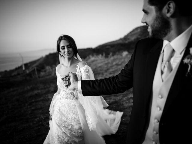 Il matrimonio di Giovanni e Ausilia a Villa San Giovanni, Reggio Calabria 42