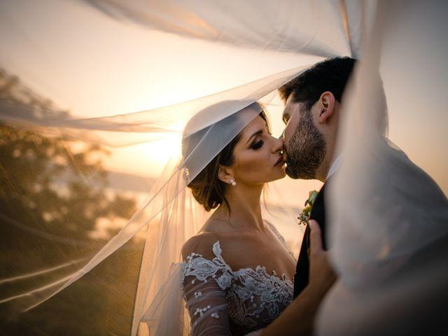 Il matrimonio di Giovanni e Ausilia a Villa San Giovanni, Reggio Calabria 47