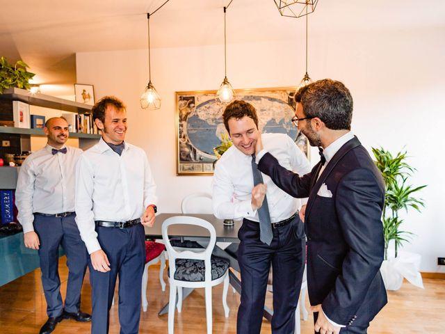 Il matrimonio di Fabrizio e Maria a Trofarello, Torino 5