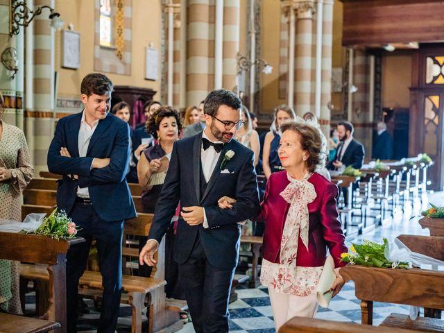 Il matrimonio di Fabrizio e Maria a Trofarello, Torino 14