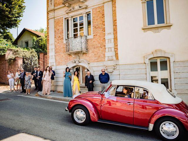 Il matrimonio di Fabrizio e Maria a Trofarello, Torino 15