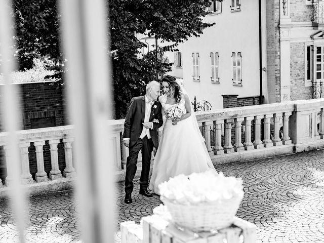 Il matrimonio di Fabrizio e Maria a Trofarello, Torino 16