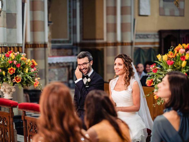 Il matrimonio di Fabrizio e Maria a Trofarello, Torino 20