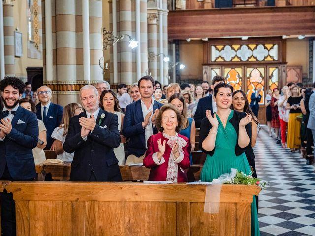 Il matrimonio di Fabrizio e Maria a Trofarello, Torino 22