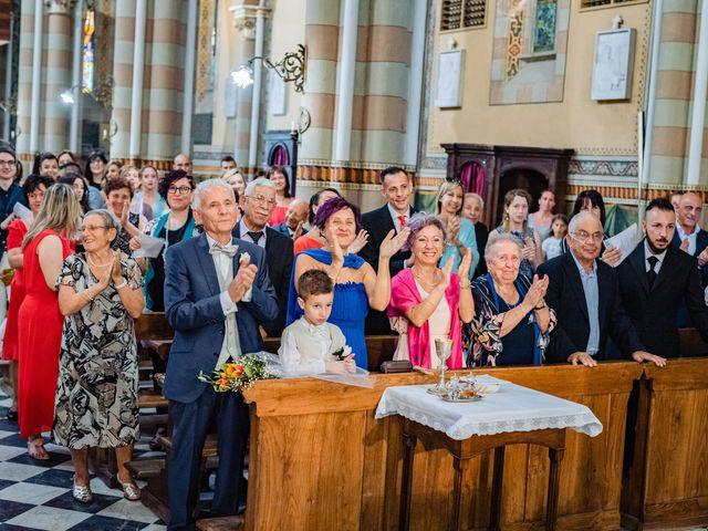 Il matrimonio di Fabrizio e Maria a Trofarello, Torino 23