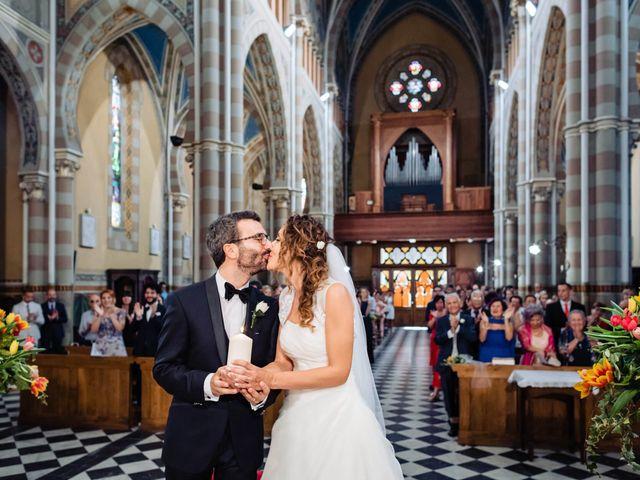 Il matrimonio di Fabrizio e Maria a Trofarello, Torino 26
