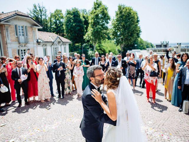 Il matrimonio di Fabrizio e Maria a Trofarello, Torino 29