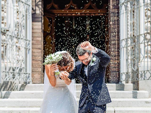 Il matrimonio di Fabrizio e Maria a Trofarello, Torino 30