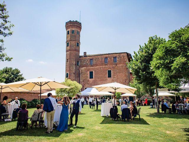 Il matrimonio di Fabrizio e Maria a Trofarello, Torino 34