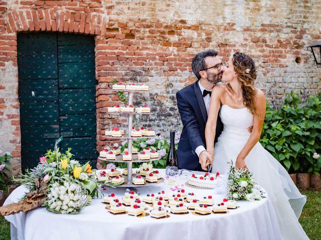 Il matrimonio di Fabrizio e Maria a Trofarello, Torino 35