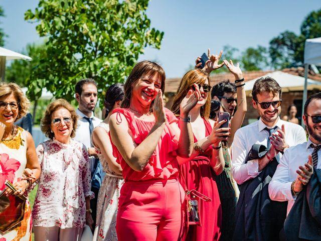 Il matrimonio di Fabrizio e Maria a Trofarello, Torino 36