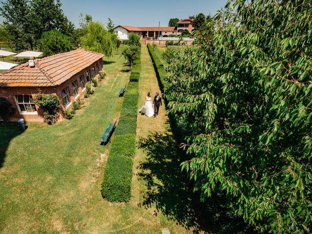 Il matrimonio di Fabrizio e Maria a Trofarello, Torino 37
